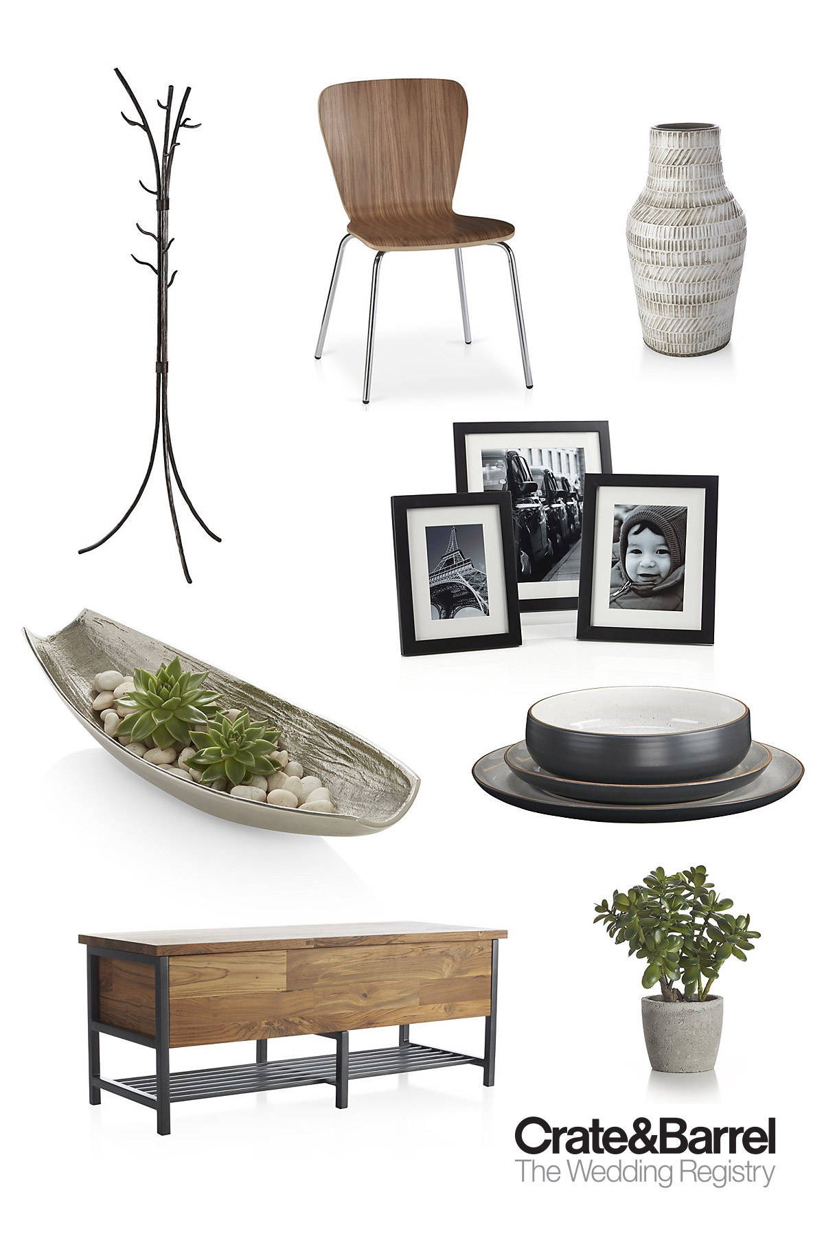Crate And Barrel The Wedding Registry Bridal Gift