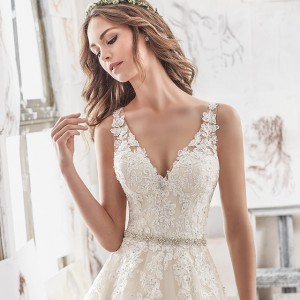 morilee spring 2017 bridal wedding inspirasi featured dresses gowns collection