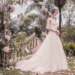 snow annasul y 2017 bridal collection