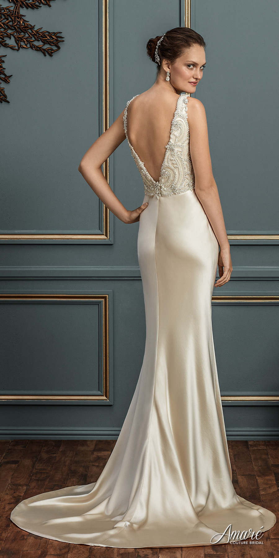 Petite Wedding Gown