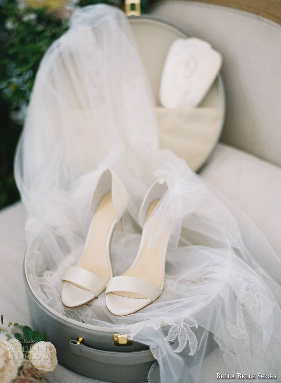 bella belle shoes bridal wedding shoes strappy high heels