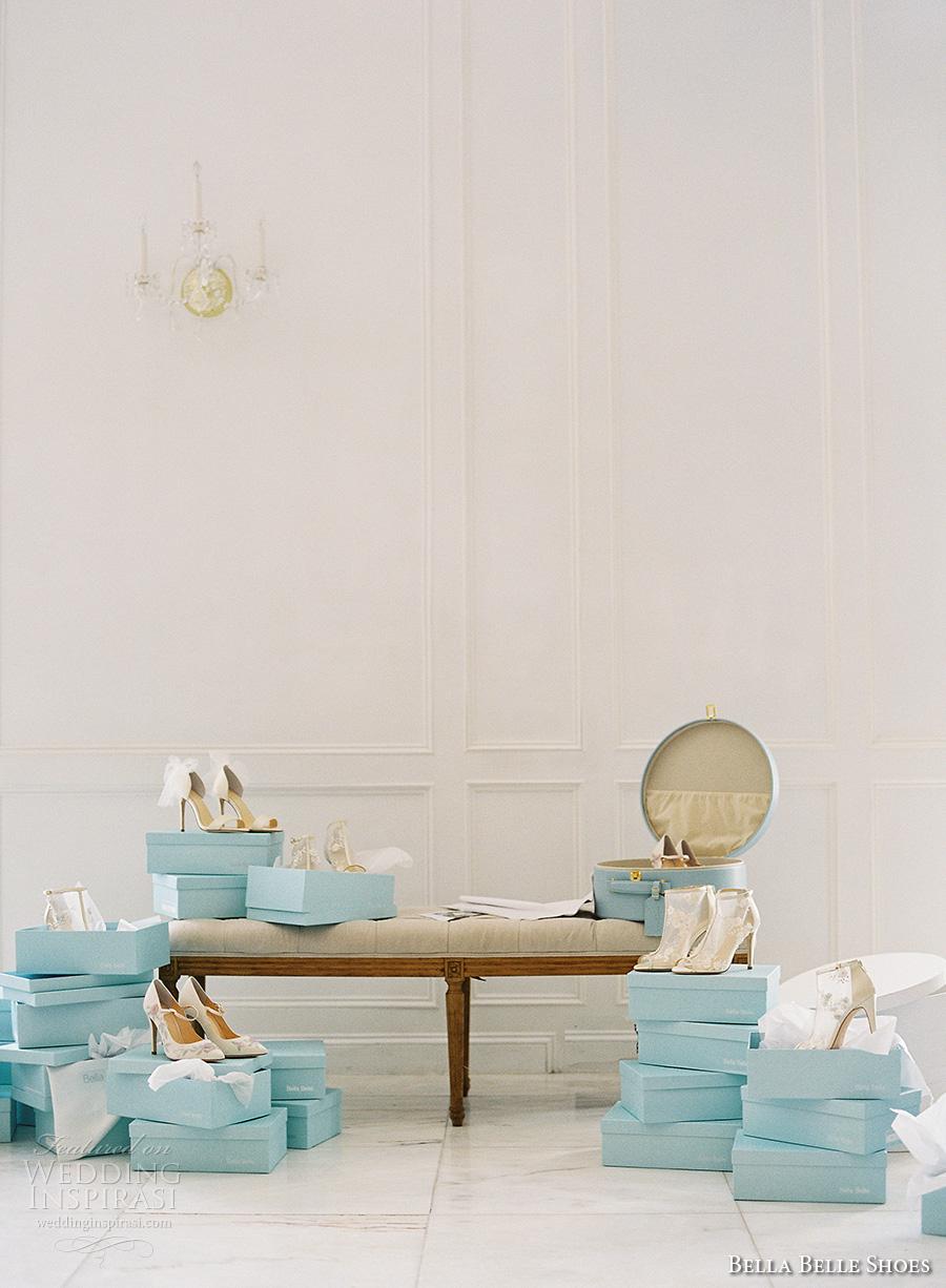 bella belle shoes wedding bridal shoes high heels  (1)