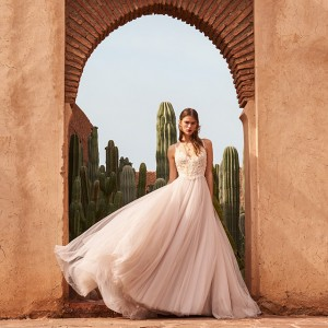 bhldn spring 2017 bridal wedding inspirasi featured dresses gowns collection