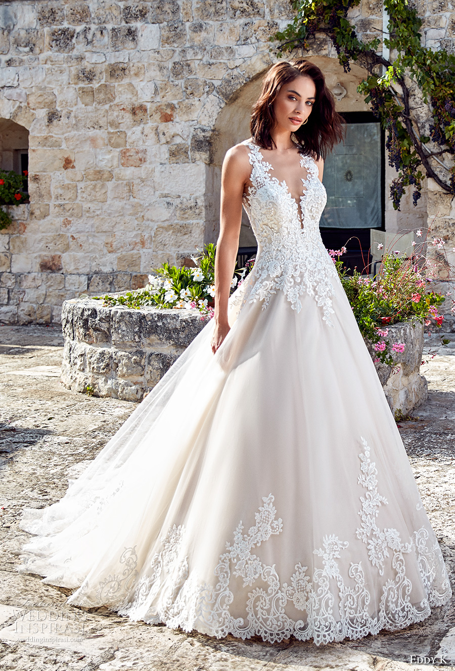Eddy K. Dreams 2018 Wedding Dresses | Wedding Inspirasi