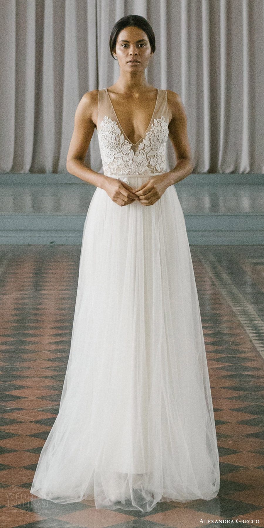 Alexandra Grecco Fall 2017 Wedding Dresses Bridalpulse