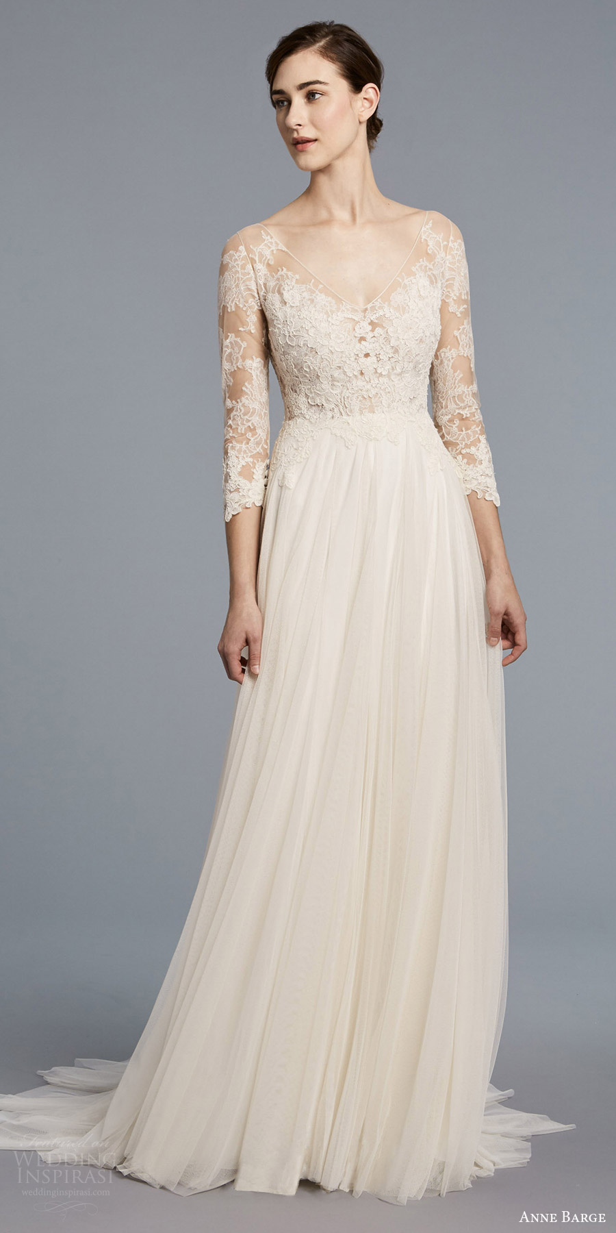 Anne Barge Spring 2018 Wedding Dresses