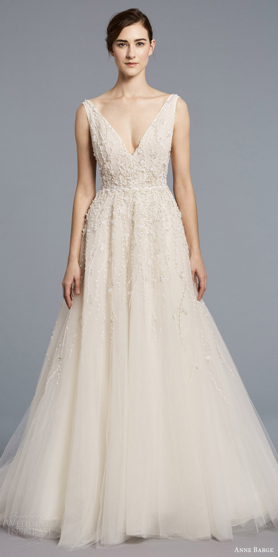 Anne Barge Spring 2018 Wedding Dresses — New York Bridal ...