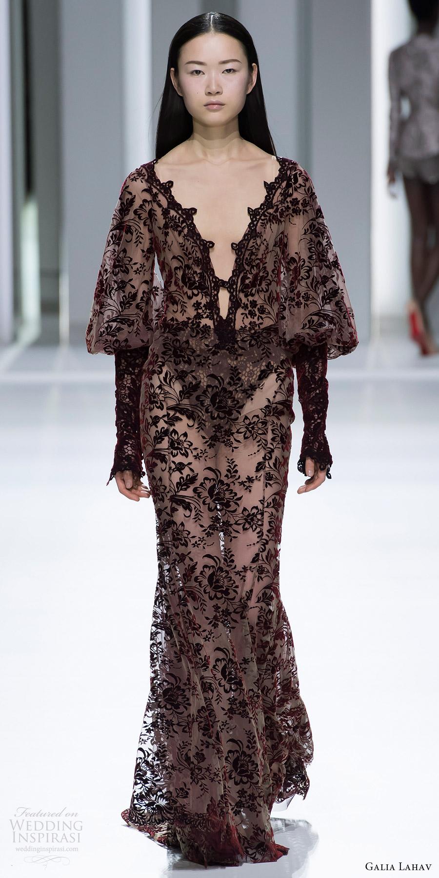 galia lahav haute couture spring 2017 (jamie lynn) gown