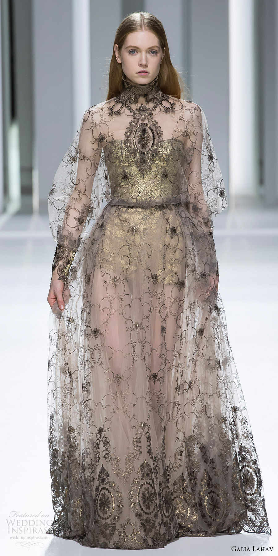 galia lahav haute couture spring 2017 (shailene) gown