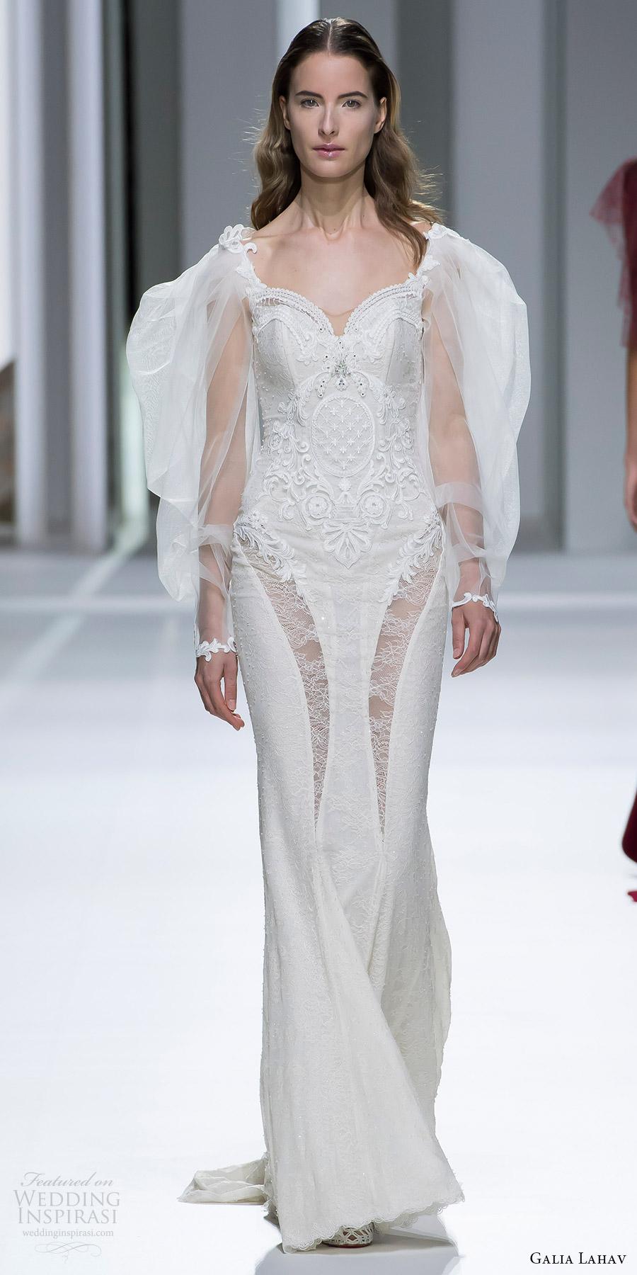 galia lahav haute couture spring 2017 (thelma) gown