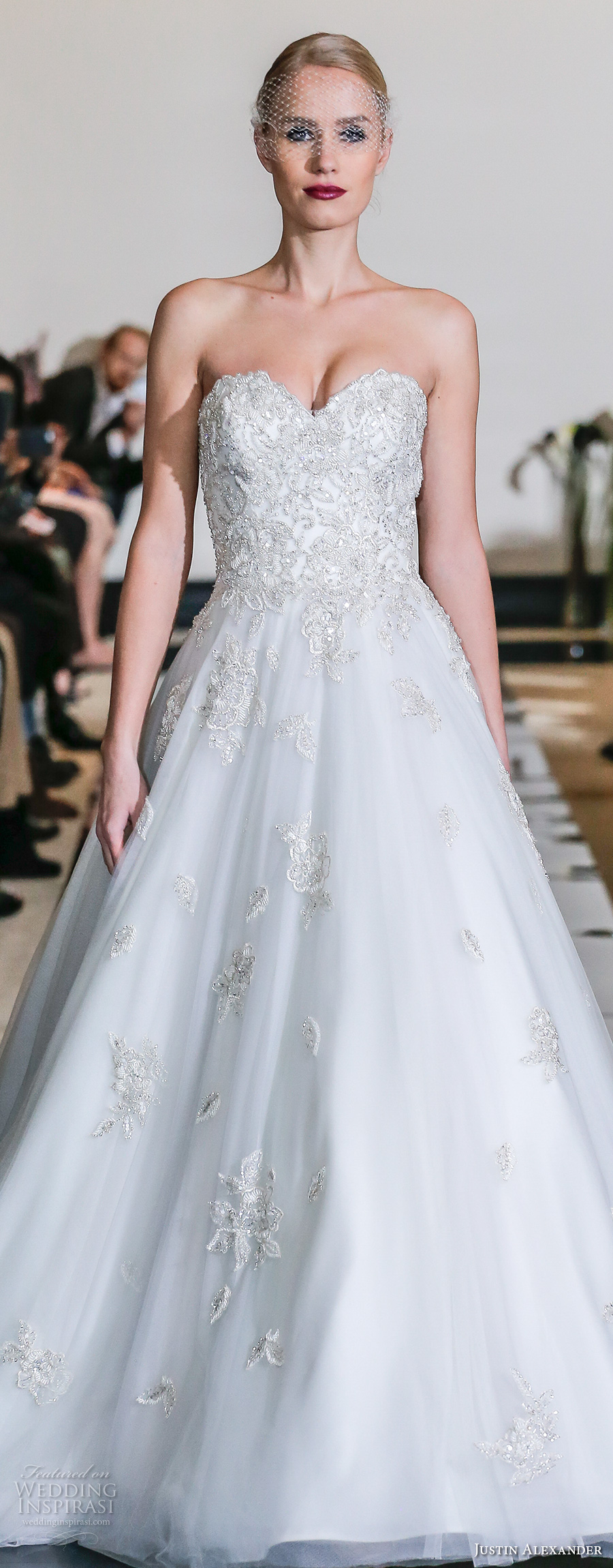 Justin Alexander Spring 2018 Wedding Dresses — New York Bridal ...