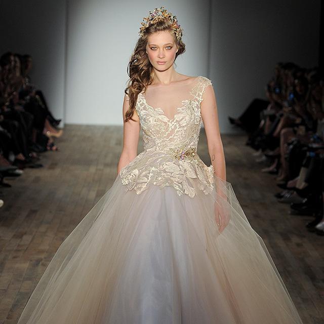Lazaro Fall 2017 Wedding Dresses