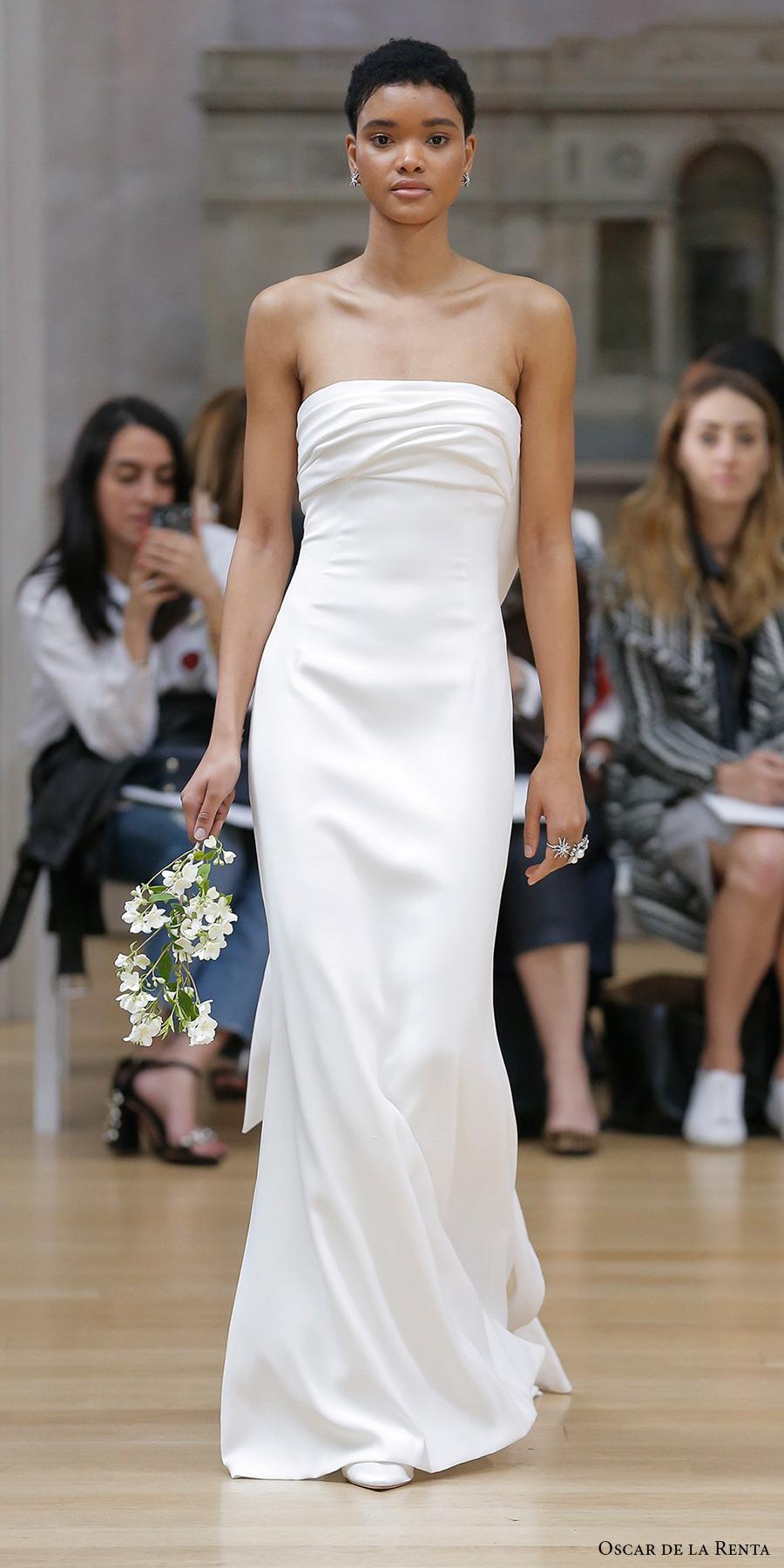 Wedding Dresses Oscar De La Renta 55 Superb oscar de la renta