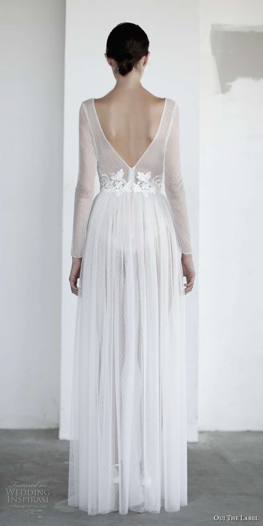 Oui The Label 2017 Wedding Dresses New Romantics