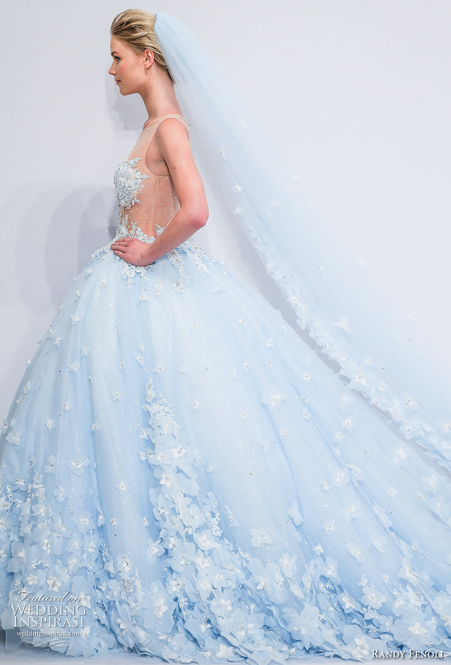Randy Fenoli Wedding Dresses.Randy Fenoli Bridal Spring 2018 Wedding Dresses New York Bridal
