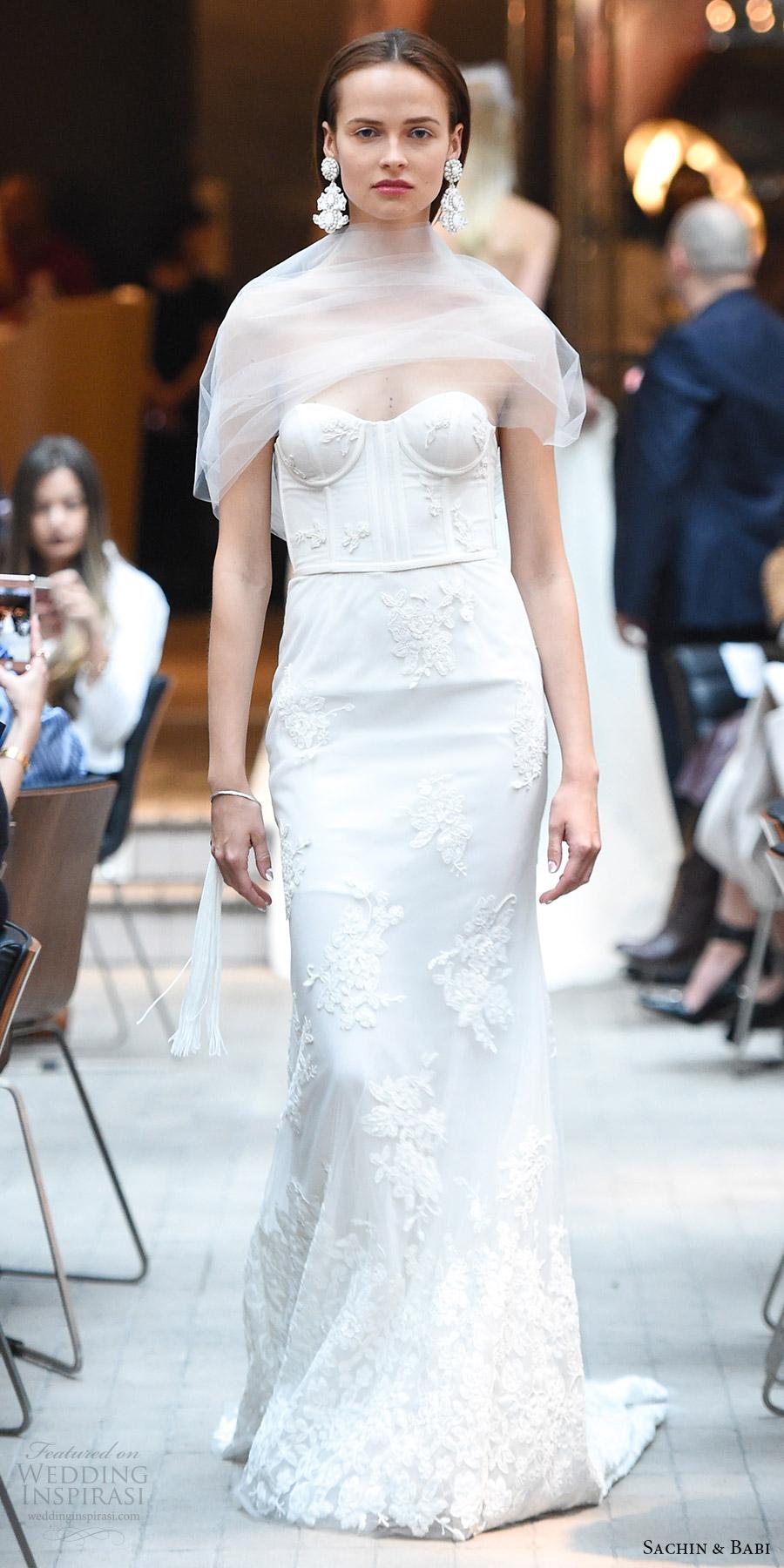 Wrap Wedding Dresses 99 Ideal sachin babi spring bridal