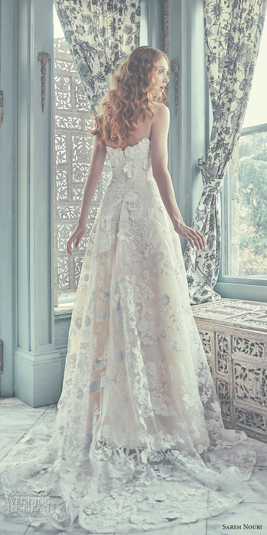 Sareh Nouri Spring 2018 Dress Collection