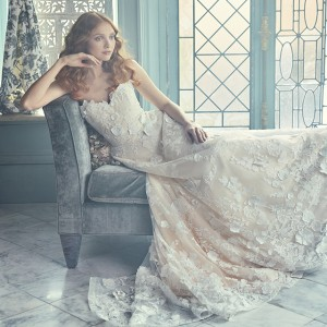 sareh nouri spring 2018 bridal wedding inspirasi featured dresses gowns collection