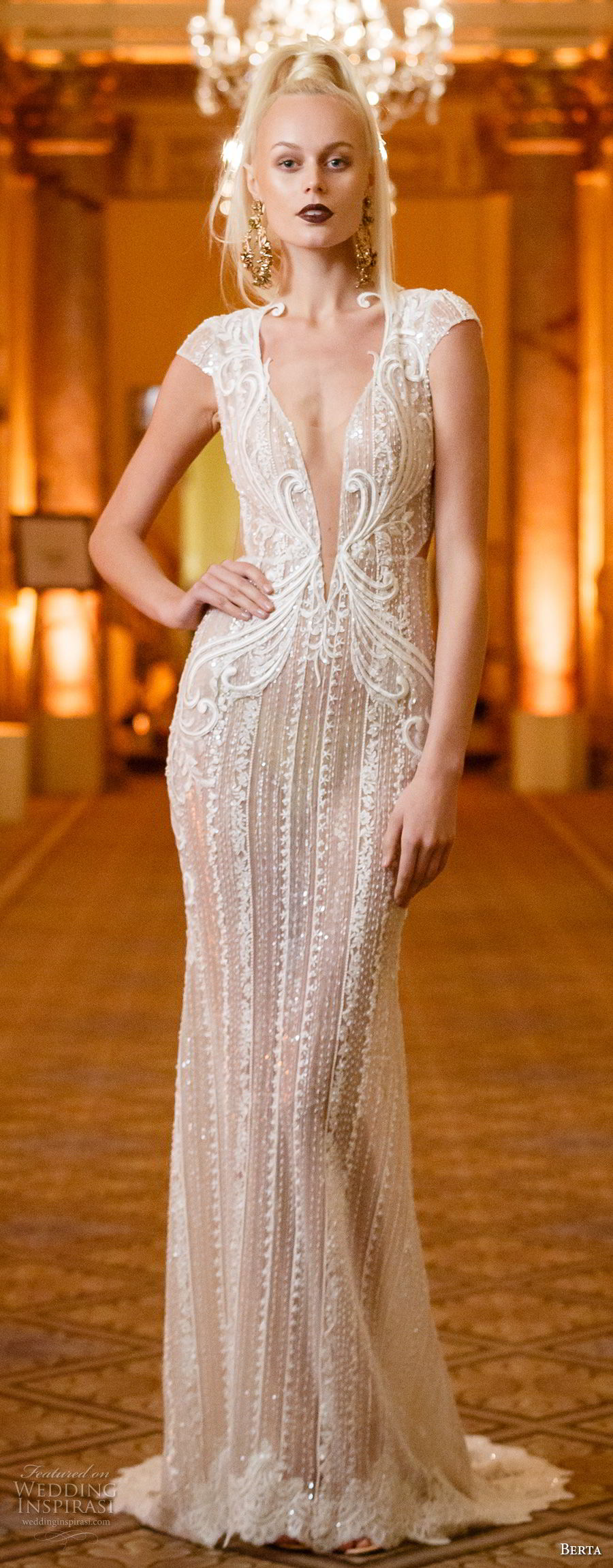 Berta spring 2018 wedding dresses new york bridal for Where to buy berta wedding dresses