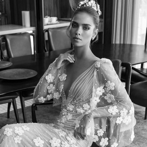 elihav sasson spring 2018 bridal collection vintage jewellery 680