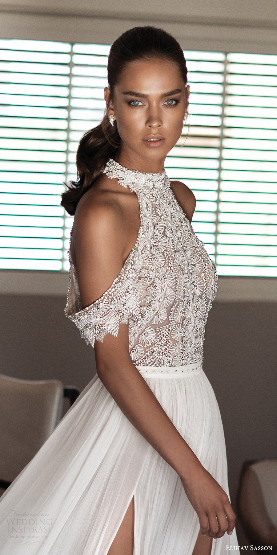 3687c5d0937 Elihav Sasson 2018 Wedding Dresses.