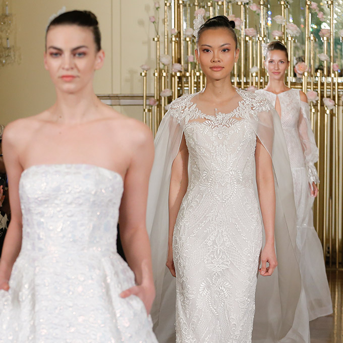Wedding Gowns In New York: Francesca Miranda Spring 2018 Wedding Dresses