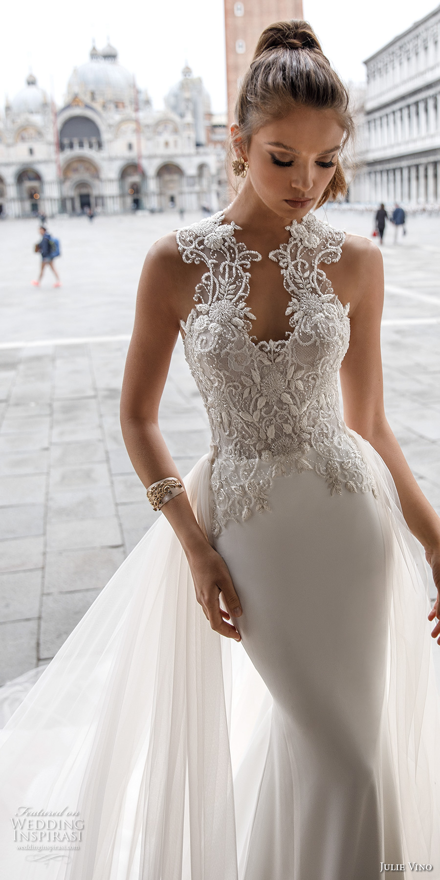 Julie Vino Spring 2018 Wedding Dresses Venezia Bridal