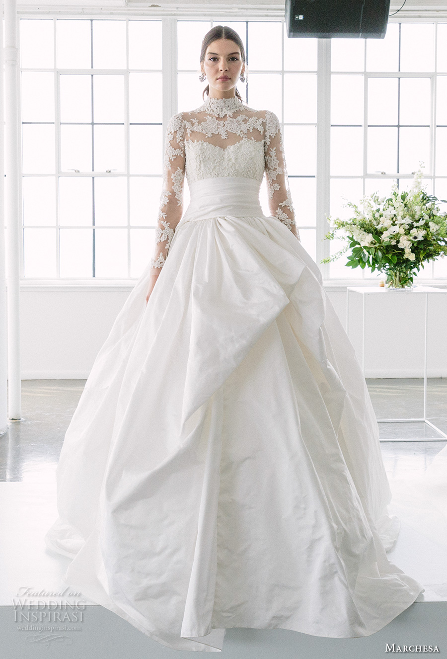 d32492f1fc Marchesa Bridal Spring 2018 Wedding Dresses — New York Bridal ...
