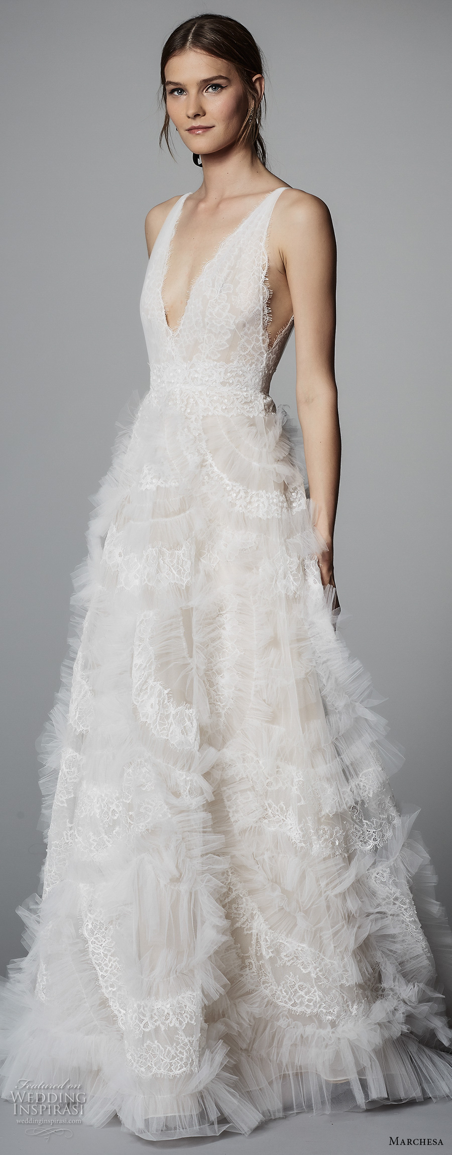 marchesa wedding dresses marchesa bridal 2018 wedding dresses new york 5705