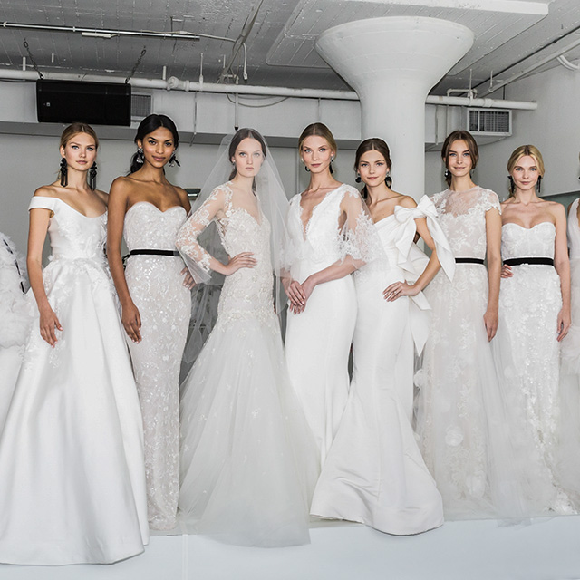 Marchesa Spring 2017 Wedding Dress Collection: Marchesa Bridal Spring 2018 Wedding Dresses