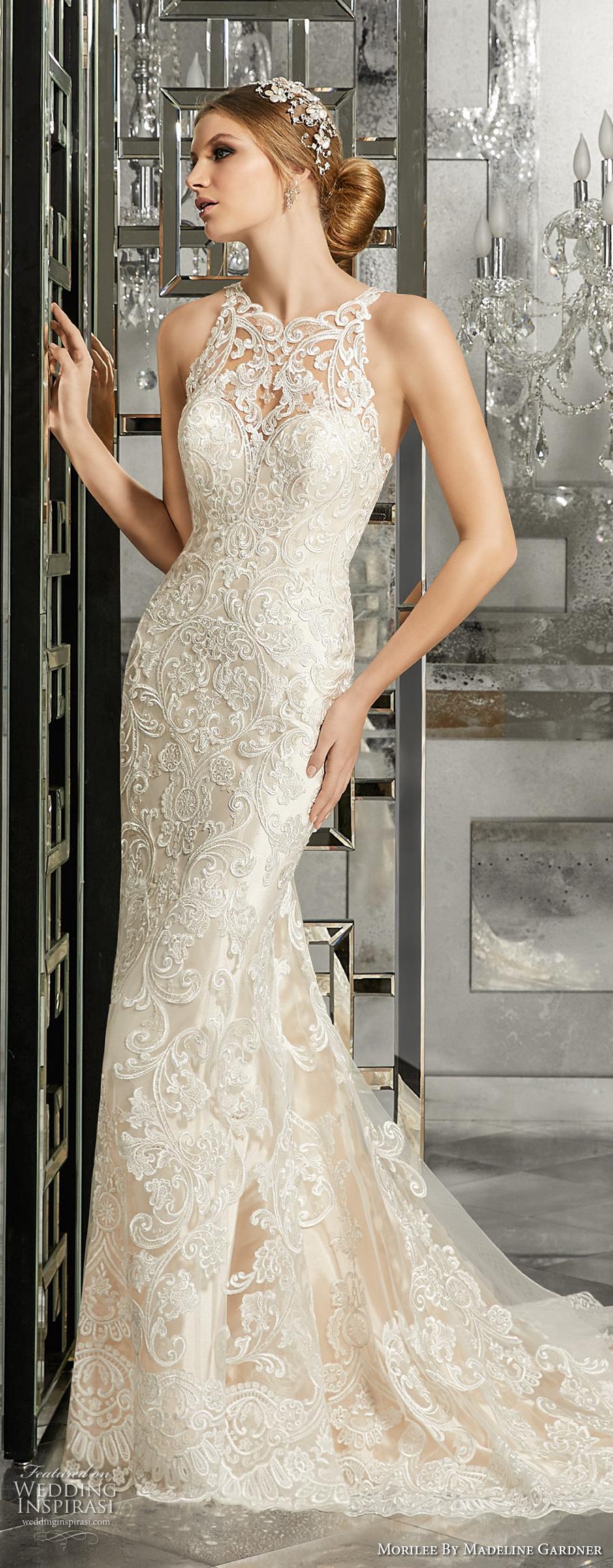 Madeline Gardner Wedding Gowns 74 Popular morilee fall bridal sleeveless
