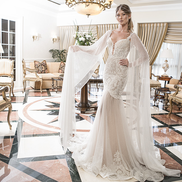 naama and anat 2018 bridal wedding inspirasi featured dresses gowns collection