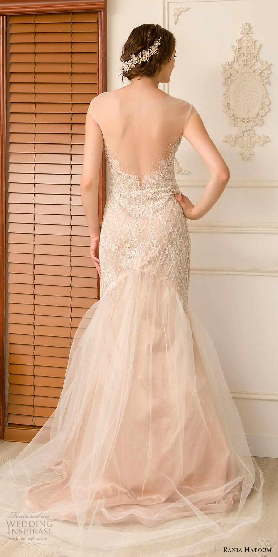 Rania Hatoum Spring 2018 Wedding Dresses Abstract