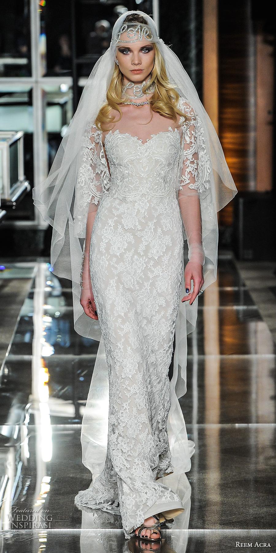 Reem Acra Wedding Gown 88 Superb reem acra spring bridal