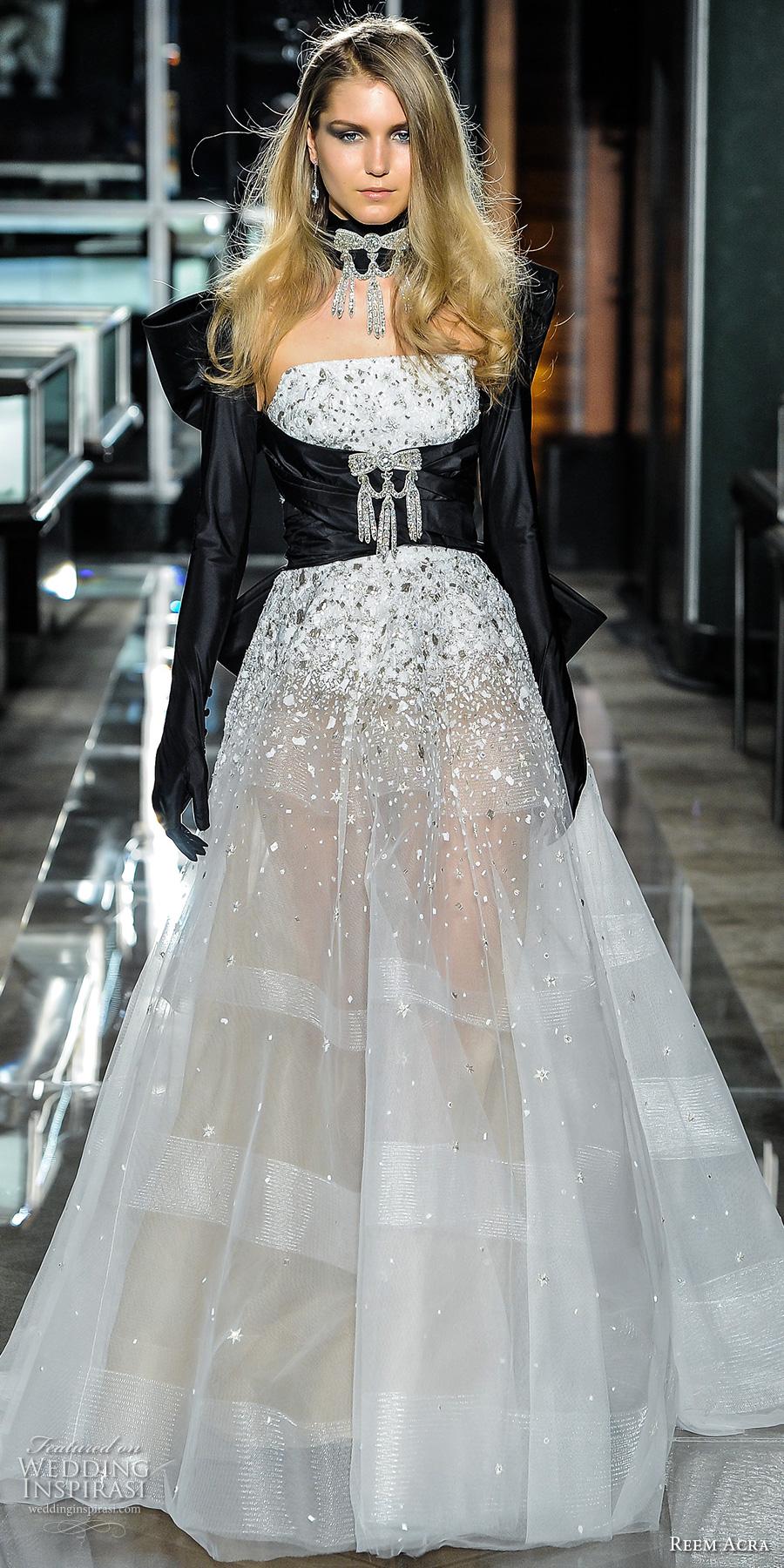 Reem Acra Wedding Gown 53 Cute reem acra spring bridal