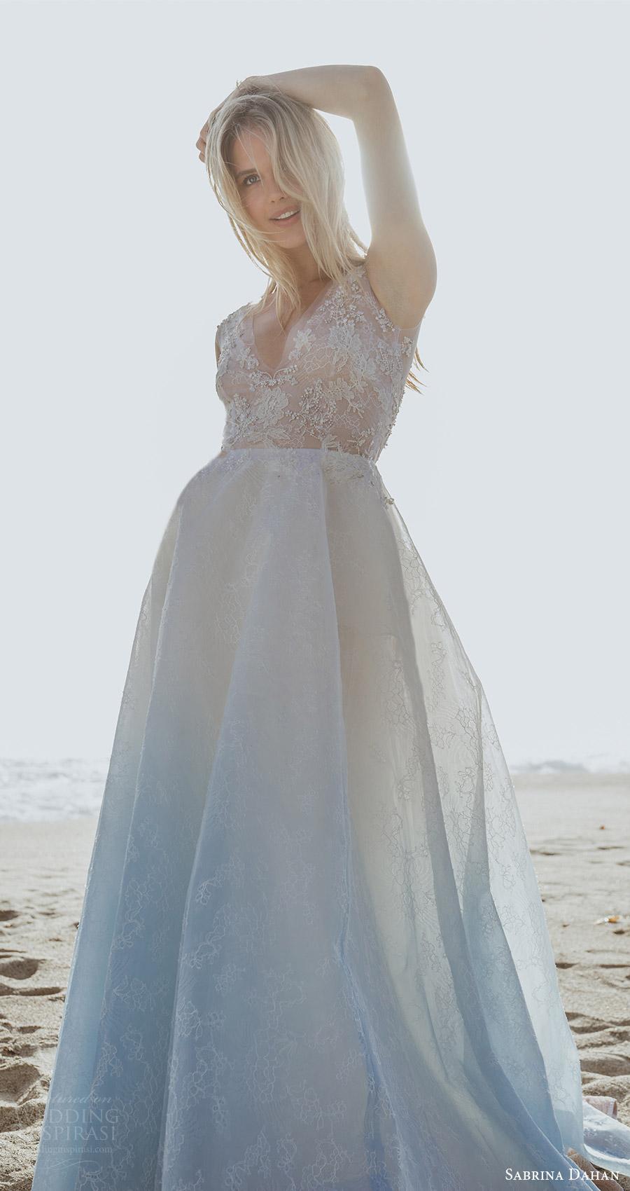 Beads, Lace, Ombre: Romantic Wedding Dresses