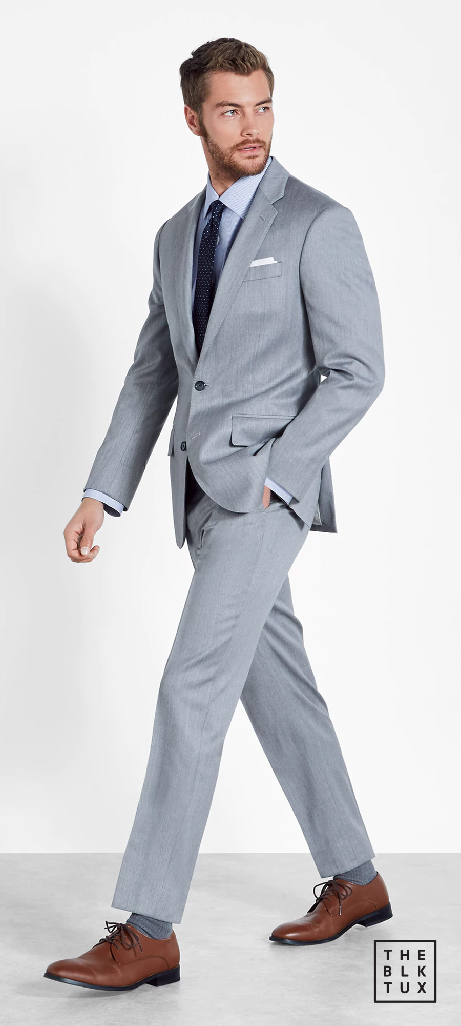 Suit Up in Style, The Black Tux Way - BridalPulse