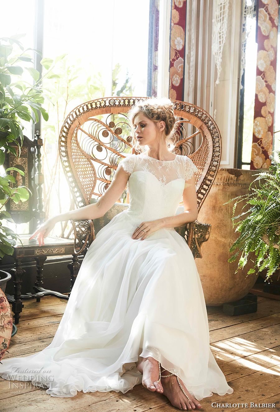 Charlotte Balbier 2018 Wedding Dresses - BridalPulse