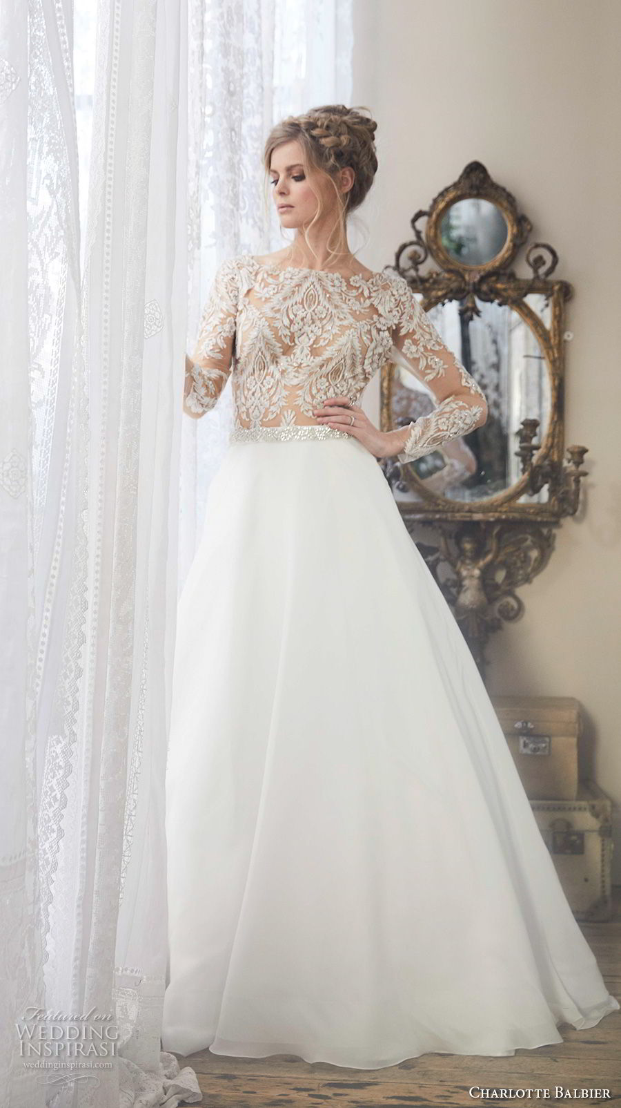 Charlotte balbier wedding dresses prices flower girl dresses for Wedding dress stores charlotte nc