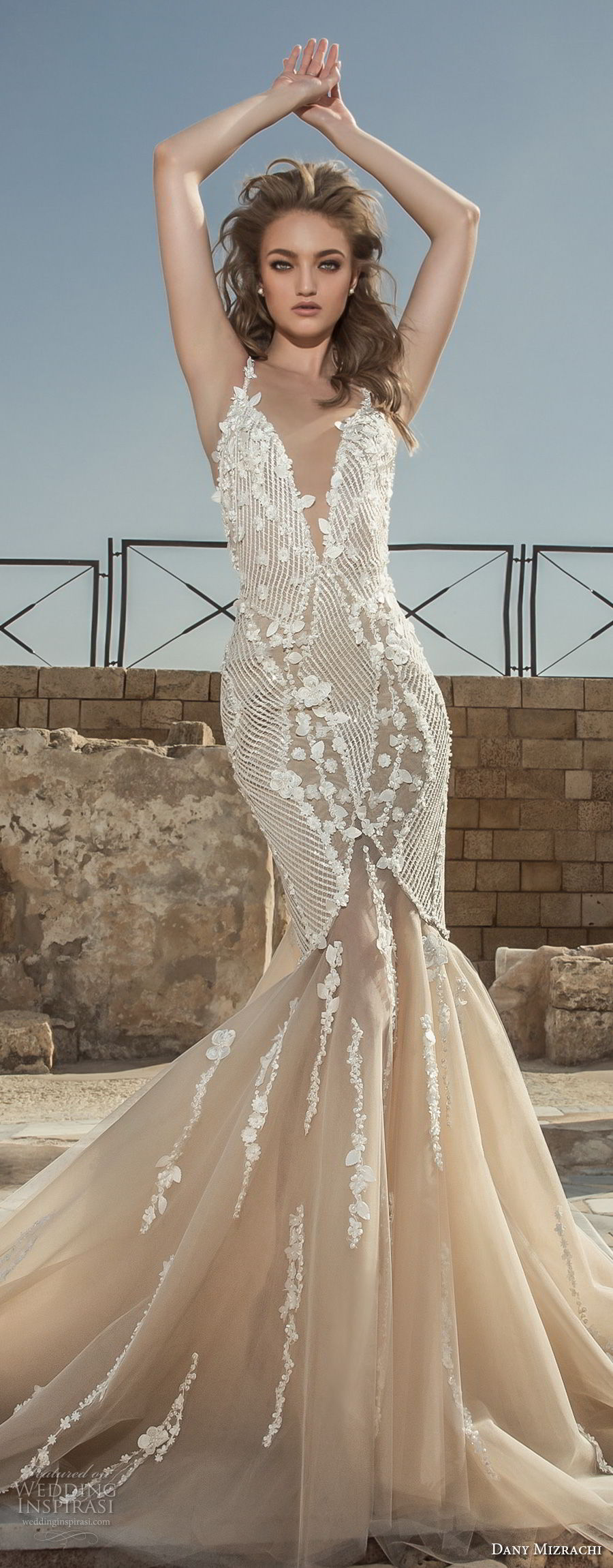 Dany Mizrachi 2018 Wedding Dresses Wedding Inspirasi