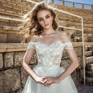 dany mizrachi 2018 bridal wedding inspirasi featured dresses gowns collection