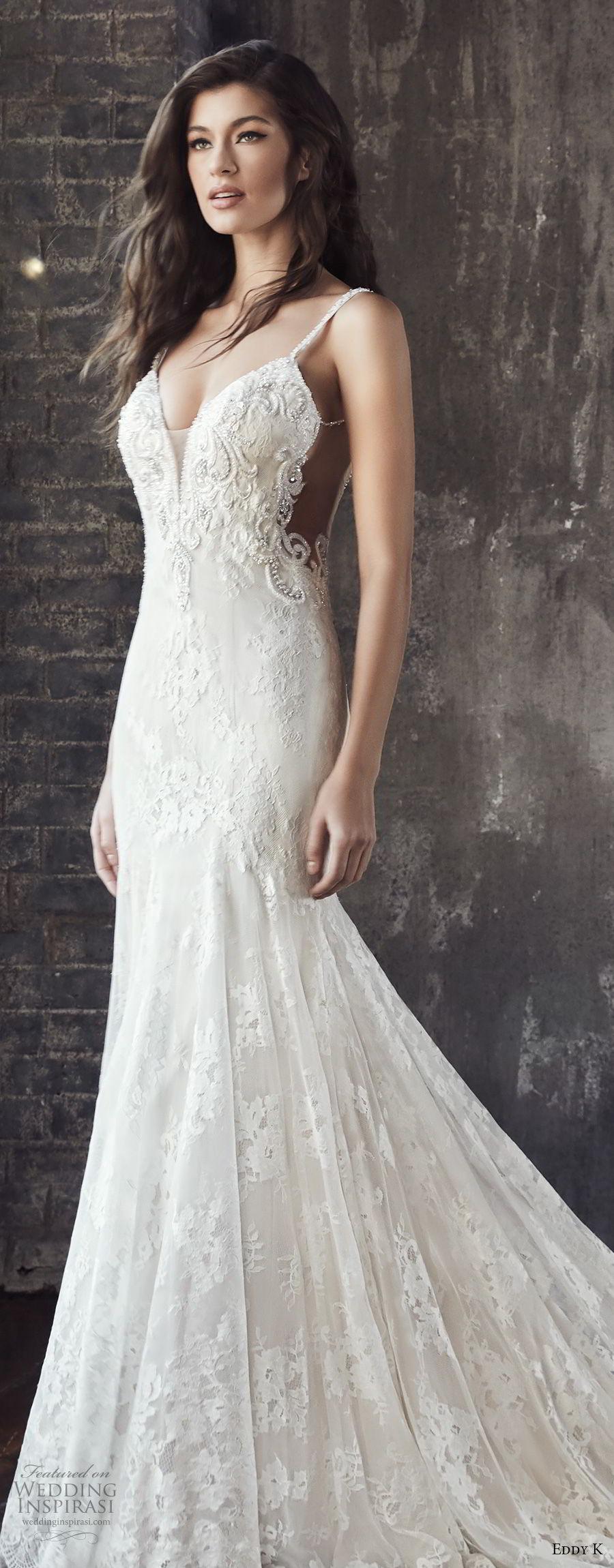 Eddy K Couture 2018 Wedding Dresses Wedding Inspirasi