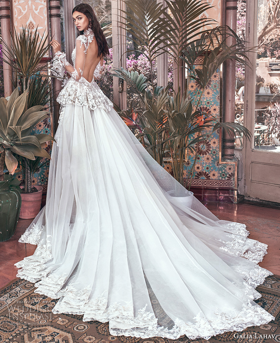 Making My Victorian Wedding Dress Part 1: Galia Lahav Spring 2018 Wedding Dresses