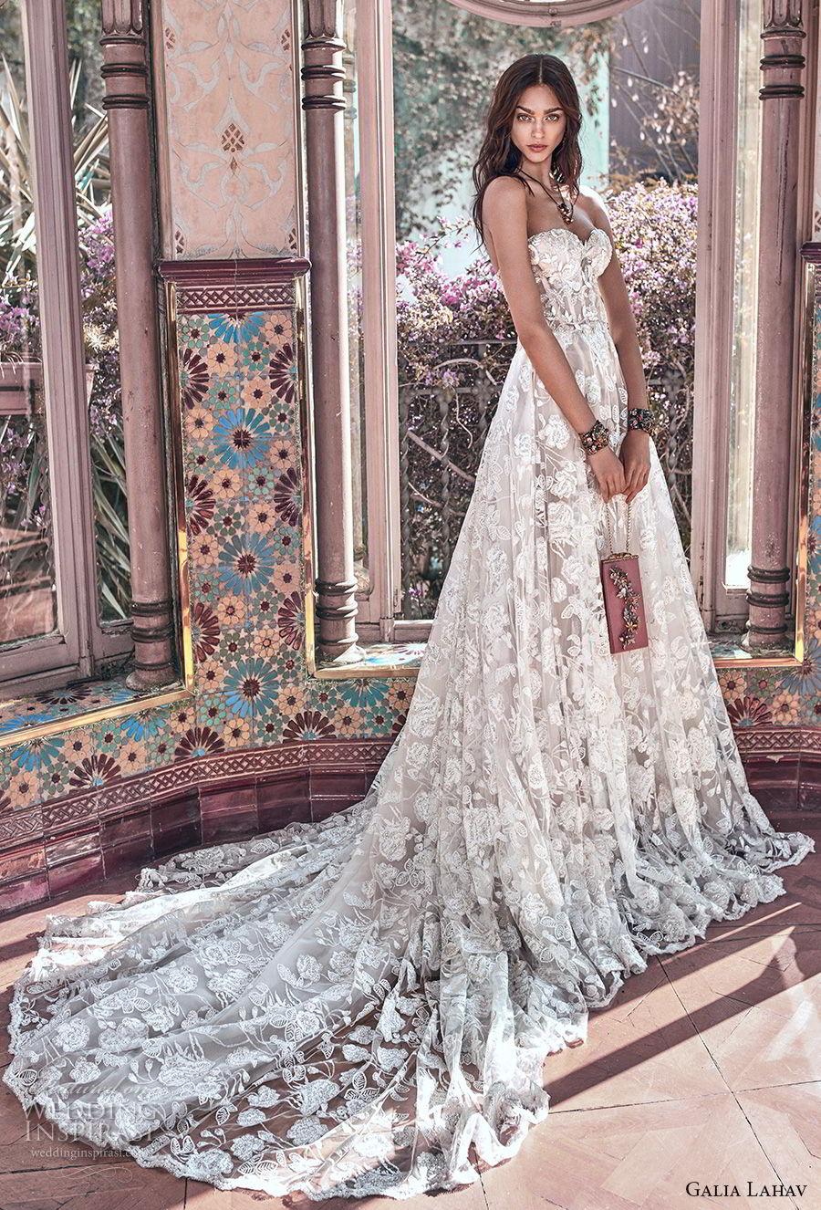 wedding dress designer galia lahav galia lahav spring 2018 wedding dresses victorian