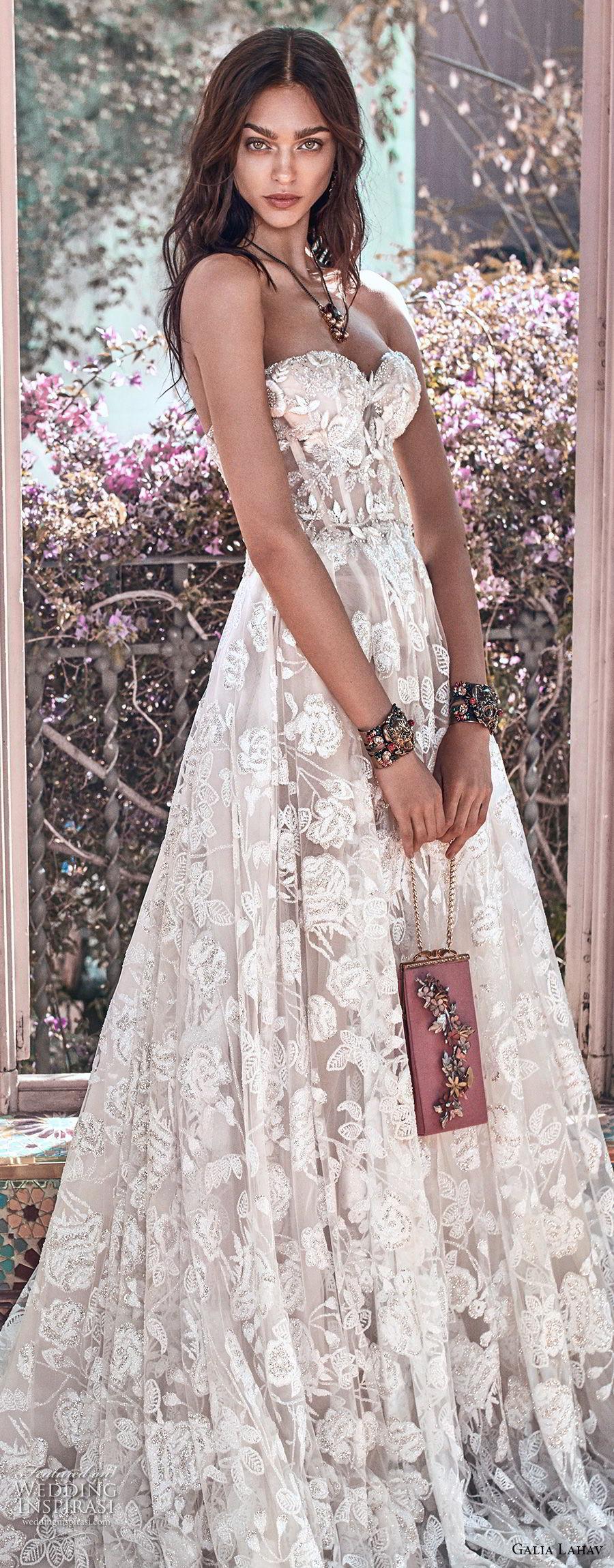 Galia lahav spring 2018 wedding dresses victorian for 2018 spring wedding dresses