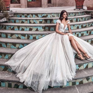 galia lahav spring 2018 bridal wedding inspirasi featured dresses gowns collection