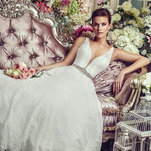 Mikaella Fall 2017 Wedding Dresses
