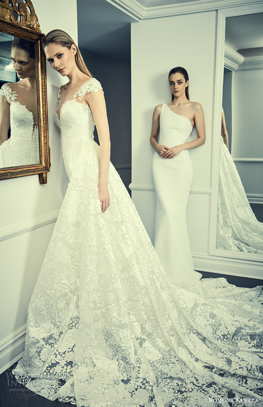 romona keveza spring 2018 bridal collection wedding dresses