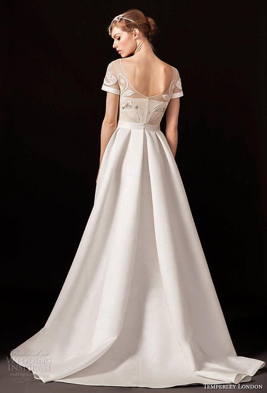 Temperley London Spring 2018 Wedding Dresses Dahlia
