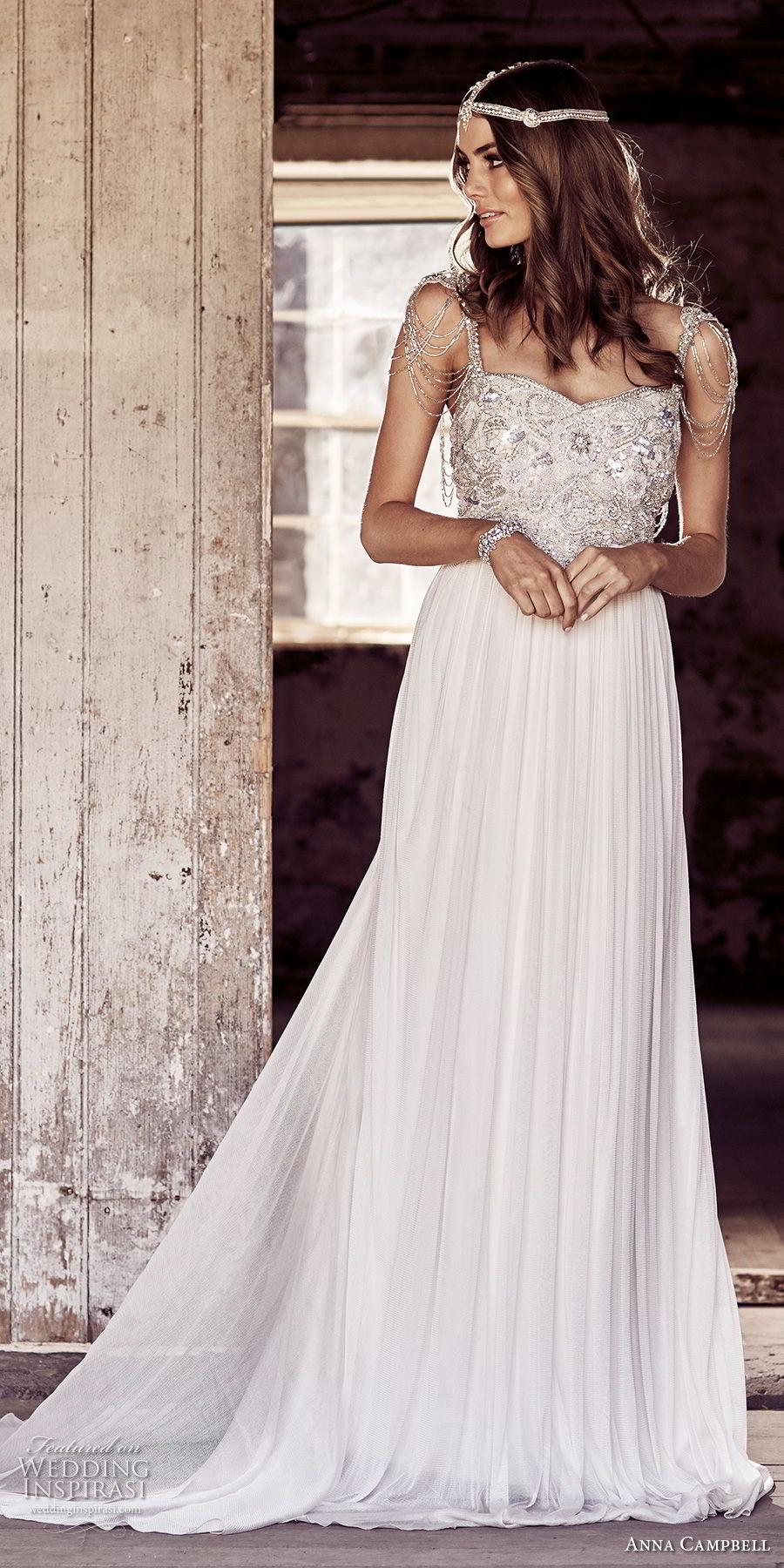 """Anna Campbell 20 Wedding Dresses — """"Eternal Heart"""" Bridal ..."""